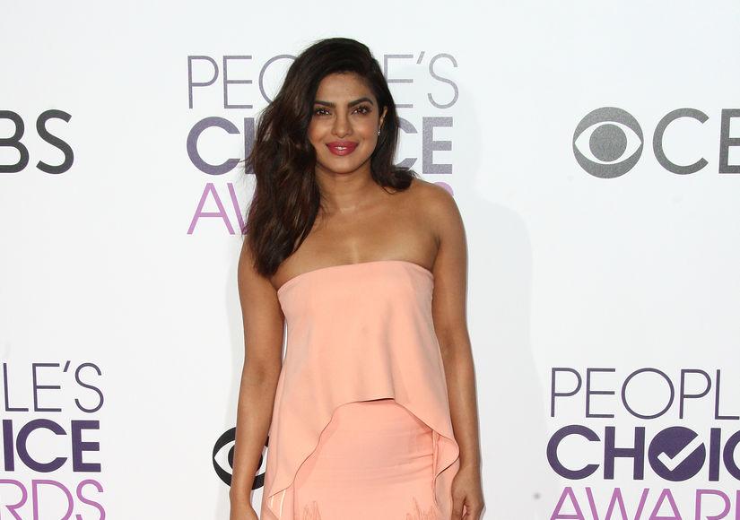 Priyanka Chopra Details Her 'Quantico' Set Accident