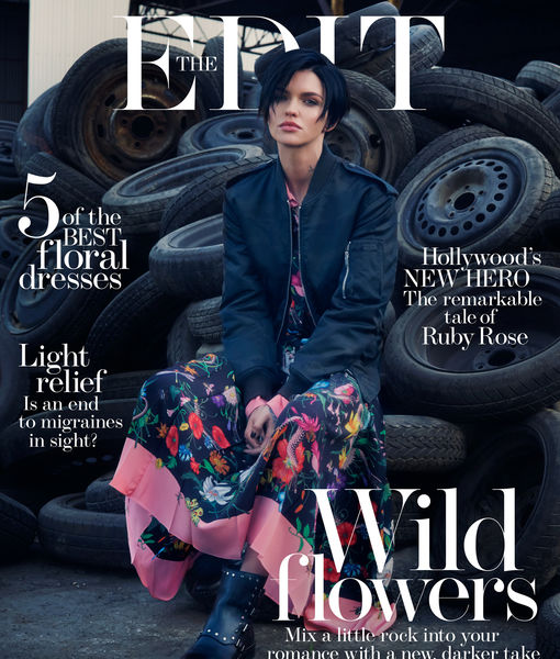 Why Ruby Rose Is 'Glad' She Didn't Have Gender Reassignment Surgery