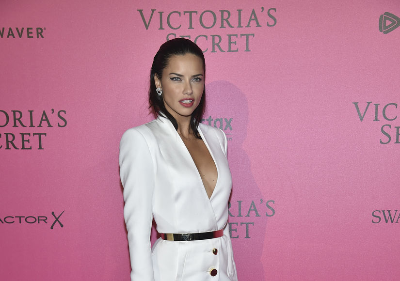 Adriana Lima Shows Off Her Favorite Vacation Spot