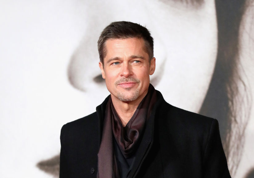 Rumor Bust! Brad Pitt Is NOT Moving in with Kate Hudson