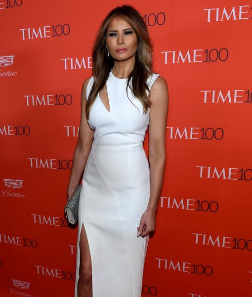 Pics! Melania Trump's Fashion Over the Years