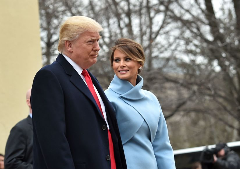 Melania Trump Channels Jackie Kennedy at Donald Trump's Inauguration
