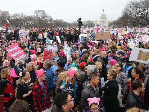 America Ferrera Kicks Off Women's March on Washington: 'We Are America!'