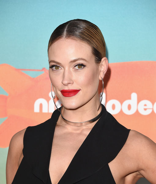 Peta Murgatroyd's Post-Baby Workout Message: 'Love Thy Self'
