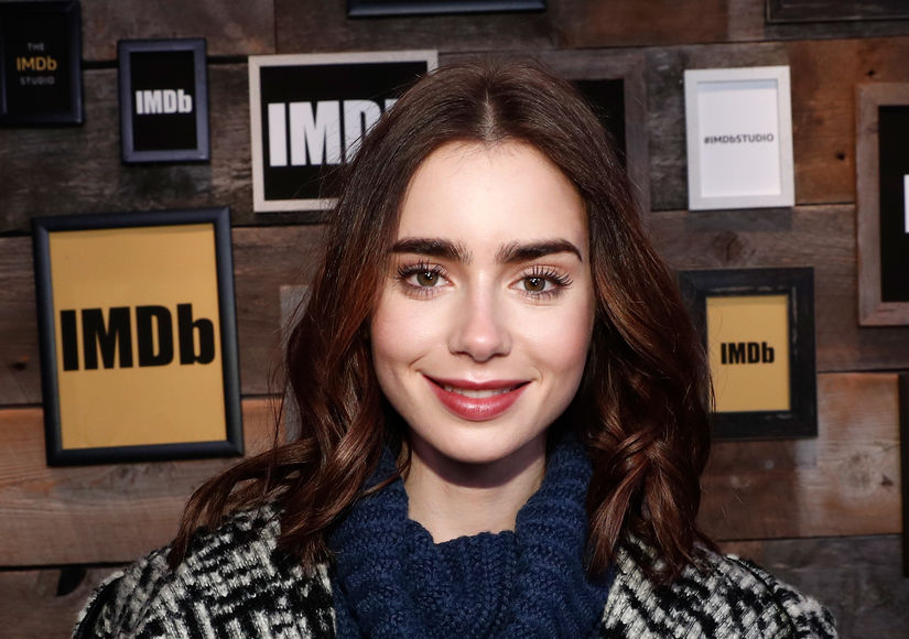 Lily Collins Reflects on Her Past Struggles with Eating Disorders