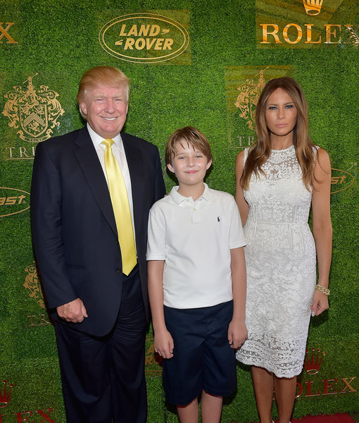 White House Asks for Barron Trump's Privacy Following Cyberbullying