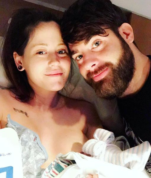 Jenelle Evans Welcomes Baby Girl