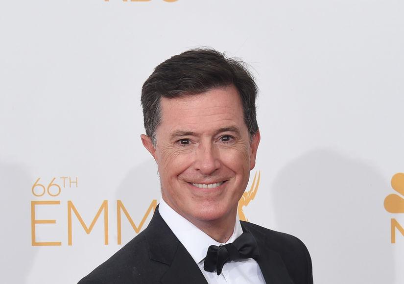 Stephen Colbert to Host 2017 Emmy Awards