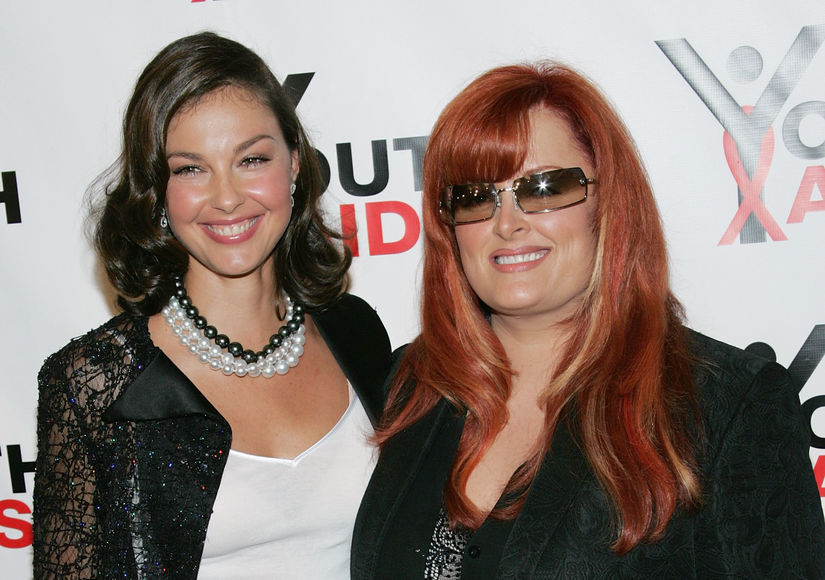 Family Feud? Wynonna Judd Speaks Out on Sis Ashley's Women's March…