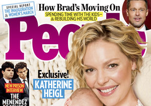 Katherine Heigl's Son Joshua Is Beyond Adorable — See First Pic!