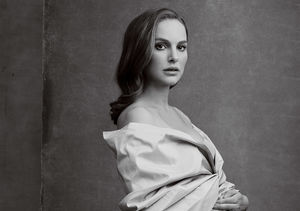 Natalie Portman Bares Her Baby Bump Like Demi Moore