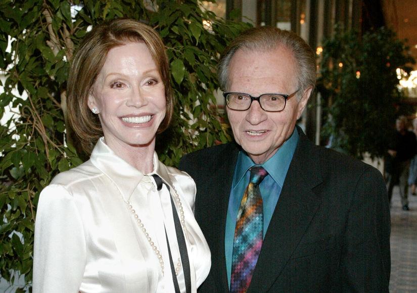 How Mary Tyler Moore Inspired Bob Newhart, Larry King & Dick Cavett