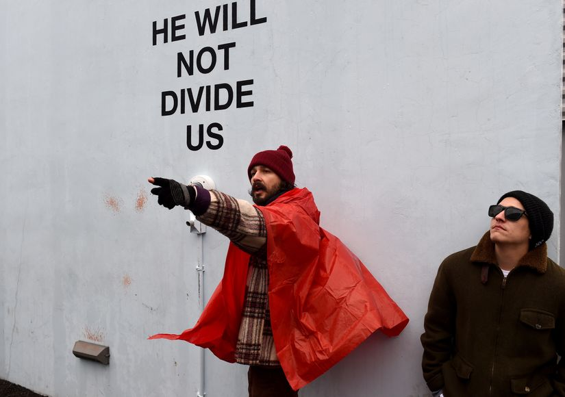 Shia LaBeouf Arrested