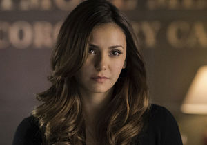 Nina Dobrev Returns for 'Vampire Diaries' Finale