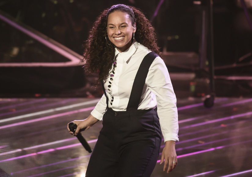 Alicia Keys Nabs DJ Khaled as 'The Voice' Advisor, Plus: Her Plans to Beat…