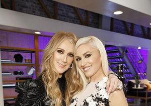 Céline Dion Signs on as Gwen Stefani's Advisor for 'The Voice' Season 12