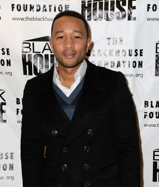 John Legend Speaks Out on Paparazzo's Racist Joke, Plus: His 'Beauty and the Beast' Duet with Ariana Grande