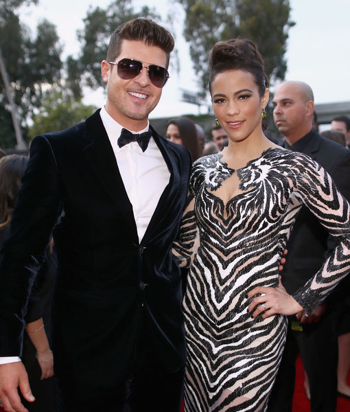 Paula Patton's Shocking New Allegations Against Robin Thicke — His Lawyer Responds