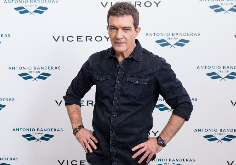 Antonio Banderas Rushed to the Hospital