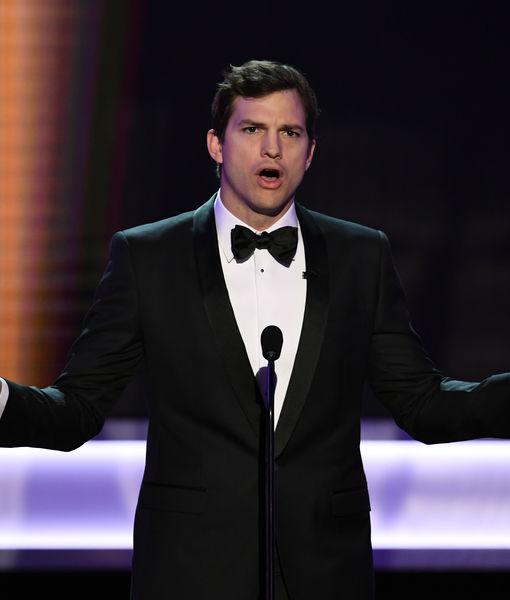 Ashton Kutcher's Shocking Hair Confession: 'I'm Losing It'