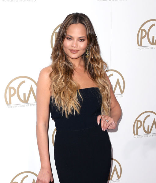 Chrissy Teigen Reveals Plans for Baby #2