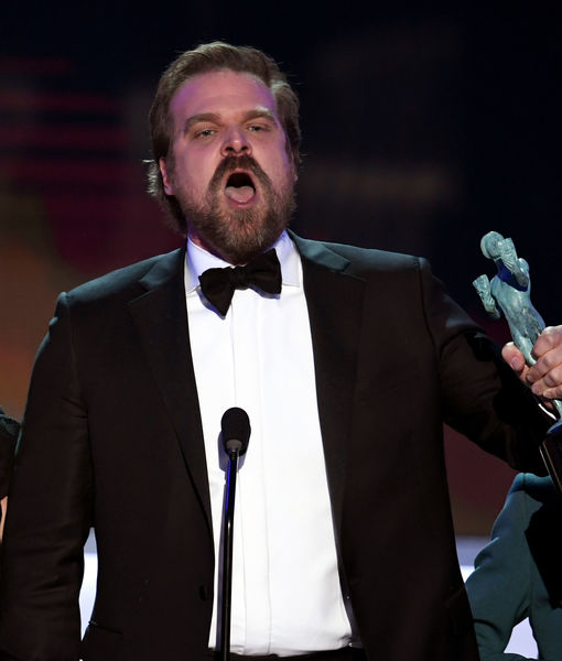Meet David Harbour, Whose Rousing Speech Electrified the SAGs
