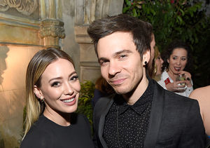 Hilary Duff & Matthew Koma Make Red-Carpet Debut at SAG Awards Party