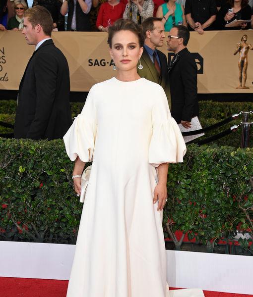 Natalie Portman Praises Protesters