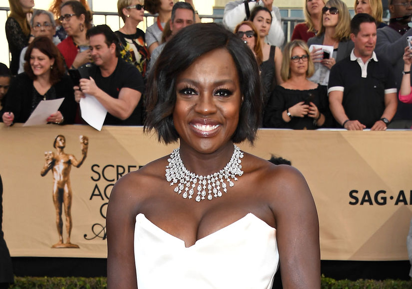 Viola Davis Gushes Over 'Perfect' Experience Making 'Fences'