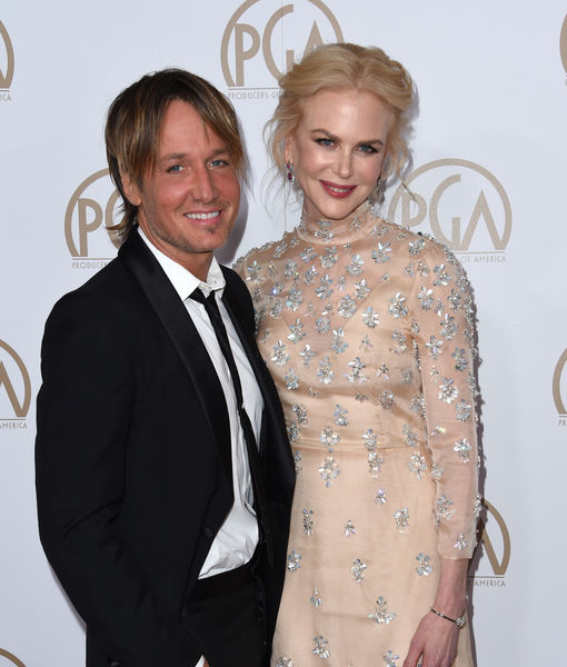 Keith Urban on Nicole Kidman: 'I Married Up'
