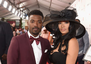 Ray J & Princess Love Welcome Baby Girl