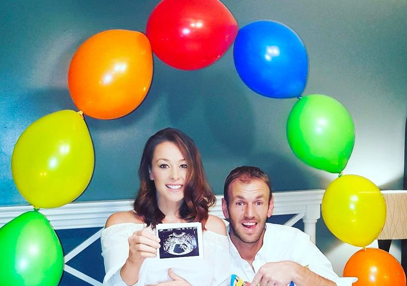 'Married at First Sight' Pair Jamie Otis & Doug Hehner Expecting Baby…