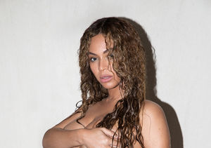 Beyoncé Goes Nude After Baby Announcement