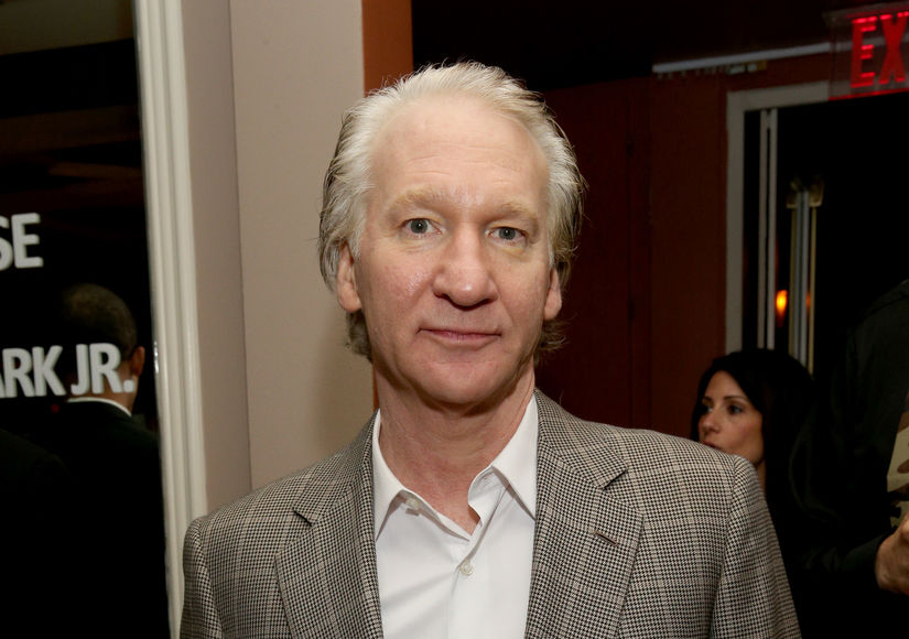 Baby Steps: Bill Maher Rates President Trump's First Seven Days