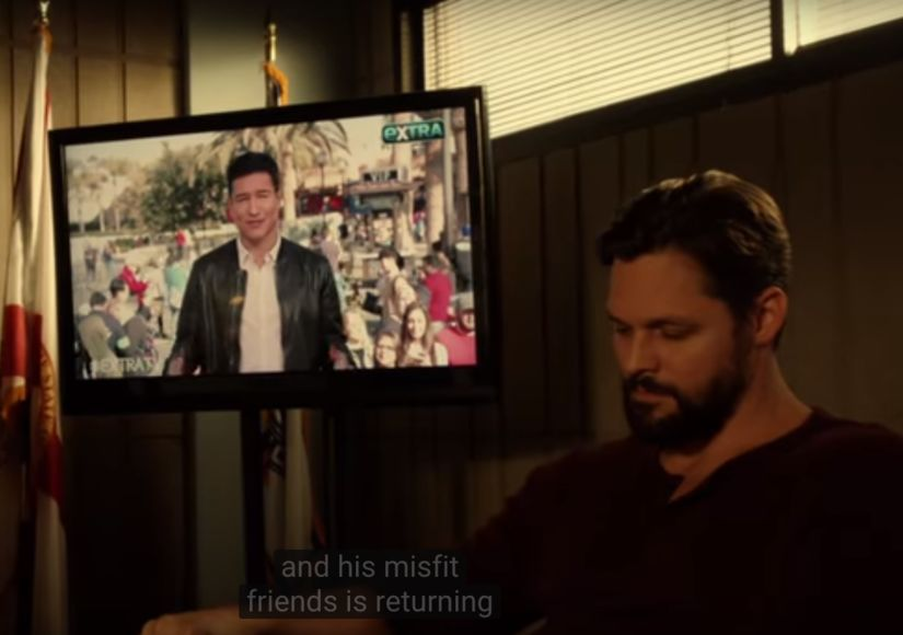 Don't Miss Mario Lopez's Cameo on 'Rosewood'