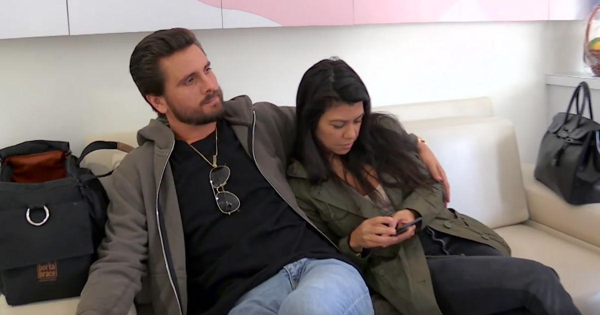 Scott Disick Calls Kourtney Kardashian 'Love of My Life ...
