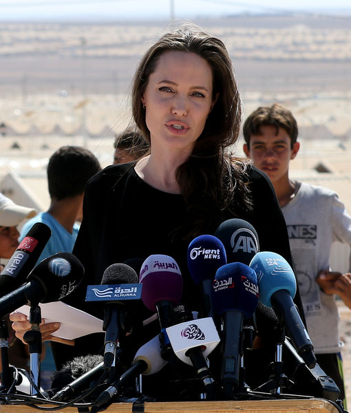 Angelina Jolie Blasts President Trump for Travel Ban — Why She Says He Is…