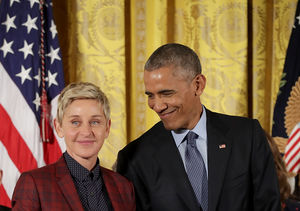 How Social Media Helped Ellen DeGeneres Get Into the White House