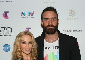 Kylie Minogue & Joshua Sasse Split After One-Year Engagement