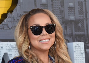 Mariah Carey Opens Up About Her Movie, Her Single and Those Fishnets!