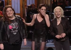Kristen Stewart Drops F-Bomb, Comes Out as 'So Gay' on 'SNL'