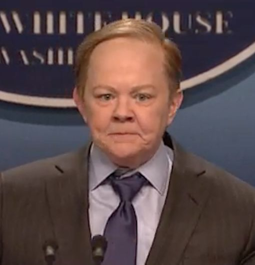 Watch Melissa McCarthy Lampoon White House Press Secretary Sean Spicer on 'SNL'