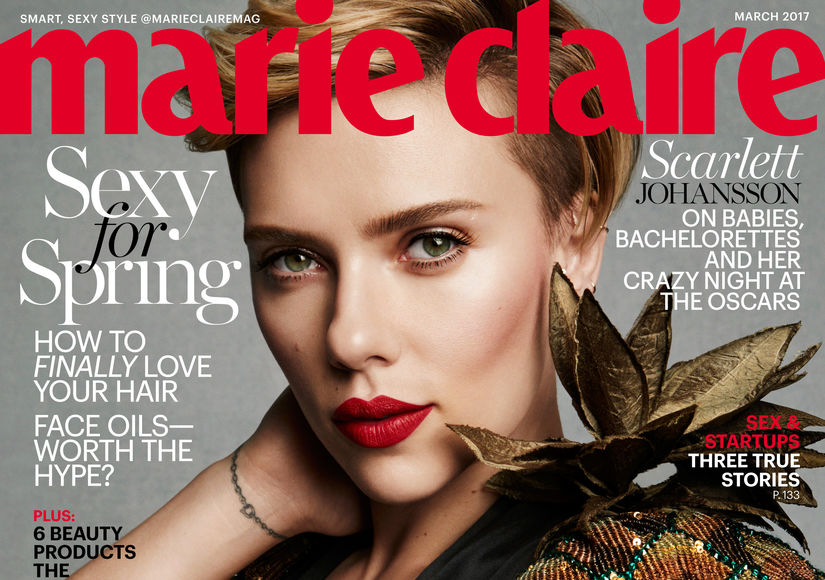Scarlett Johansson on Hollywood Pay Gap: 'The Struggle Is Real'