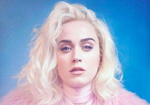Katy Perry Rocks Platinum Blonde Hair Ahead of Grammys Performance
