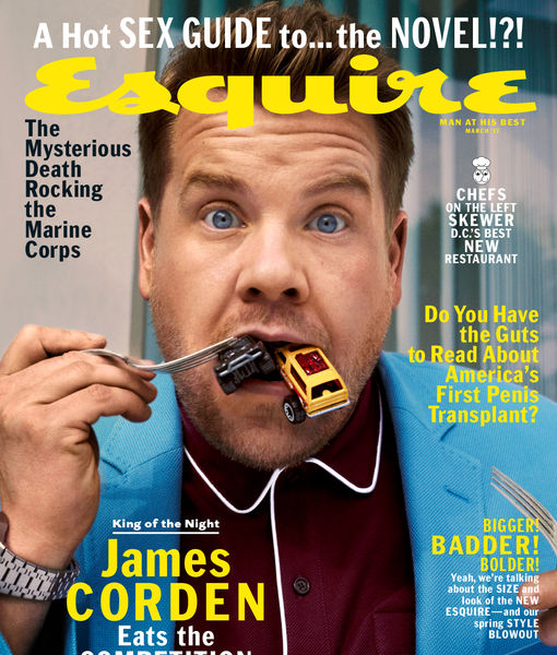 Are Changes Coming to James Corden's 'The Late Late Show'?