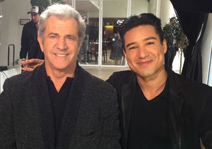 Mel Gibson Dishes on Newborn Son: 'He's Eating Like a Little Pig'