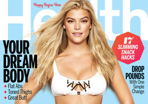 Nina Agdal Reveals How to Get Her Hot Body