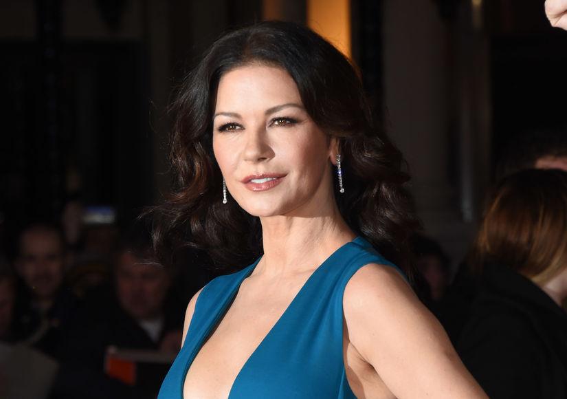 Inside Catherine Zeta-Jones' Luxurious Closet