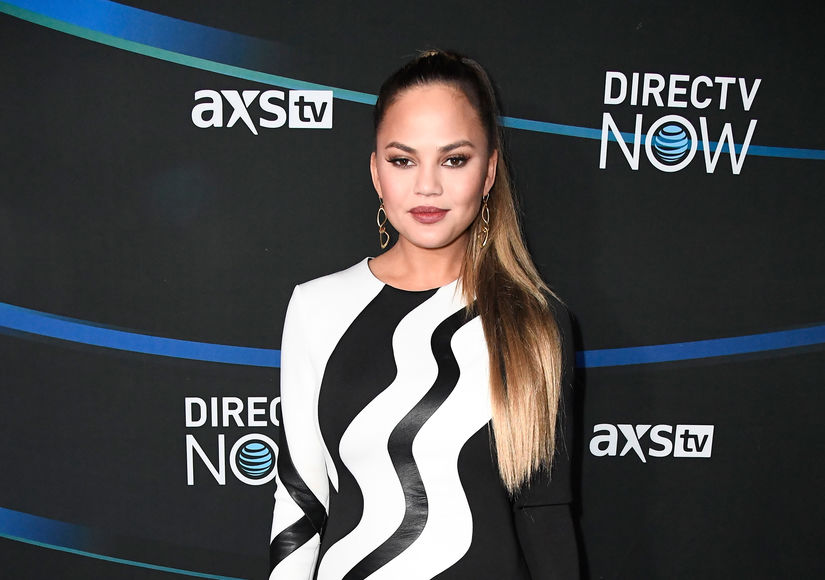 Chrissy Teigen Involved in Hit-and-Run Accident — What Happened?