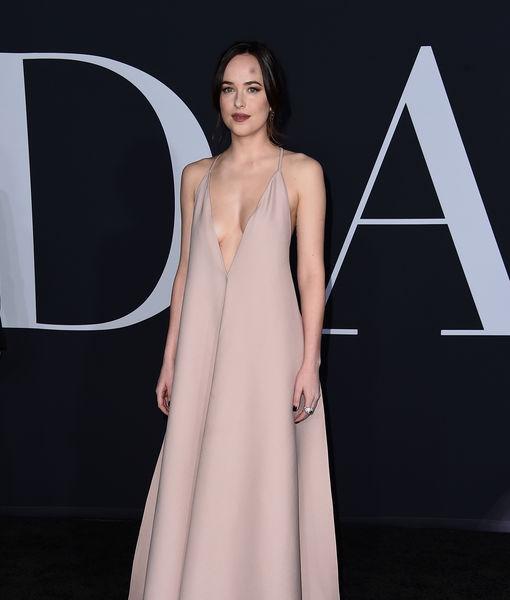 Dakota Johnson Reveals Why 'Fifty Shades Darker' Is Perfect for Valentine's…